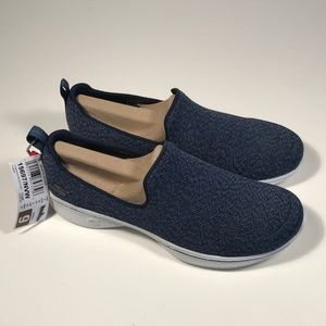Skechers Go Walk Comfort Loafers Women 9, New